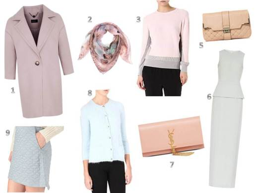 Trend Alert ♥ My Cosy Pastel Picks