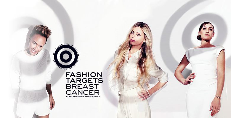 Fashion Targets Breast Cancer ♥