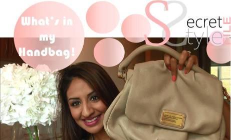 What's in My Handbag ♥