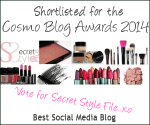 Cosmo Blog Awards Vote sq