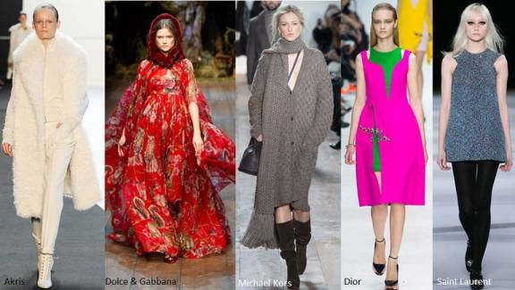 Autumn Winter Trend Round Up ♥ 2014/15