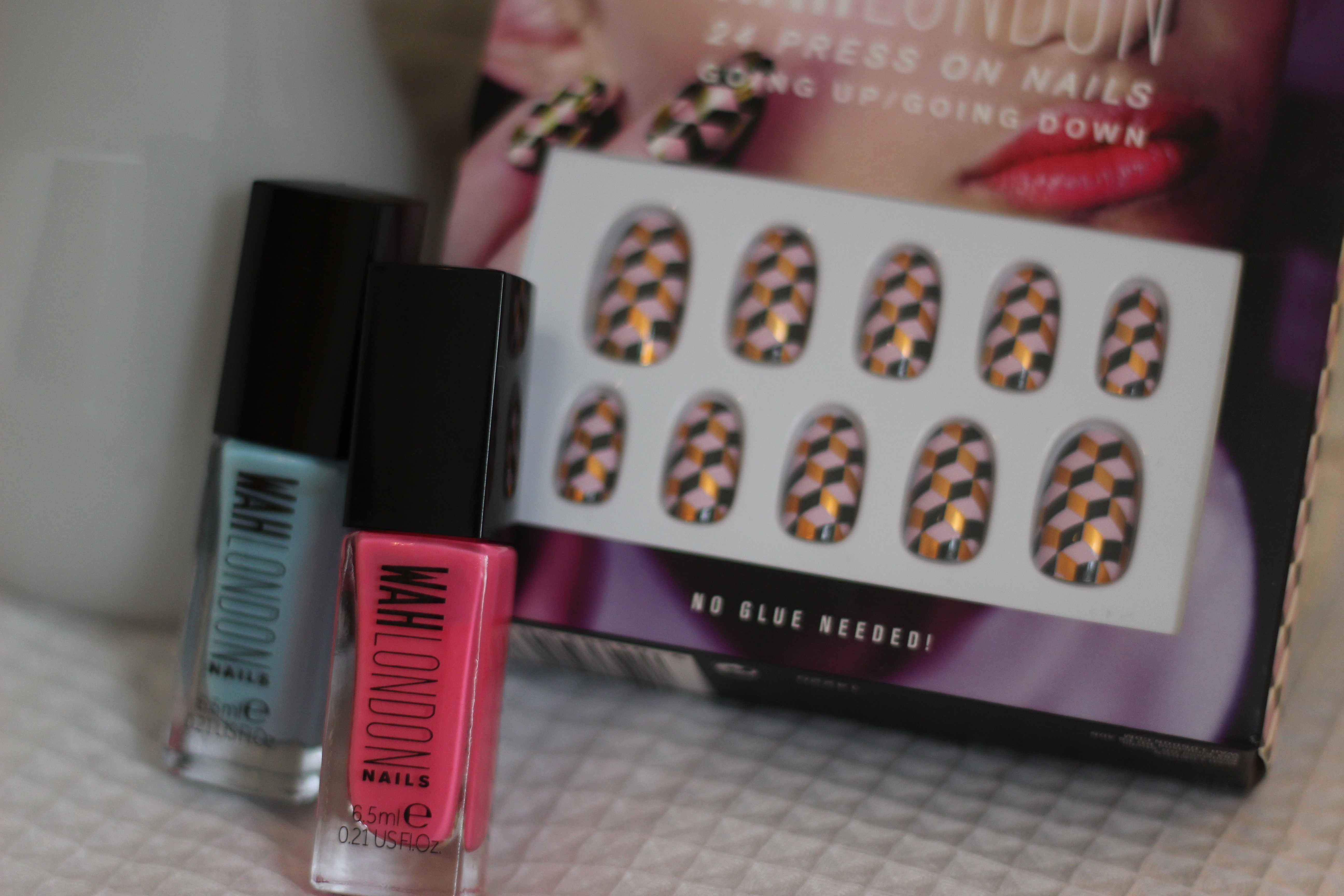 Secret Style File Wah London Nails Comes To Boots