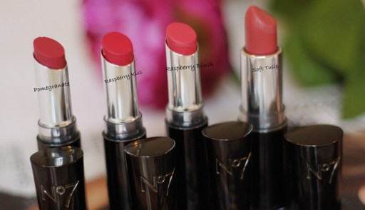 The No7 Match Made Lipstick Service ♥