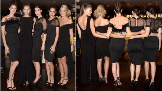 The Little Black Dress Launch
