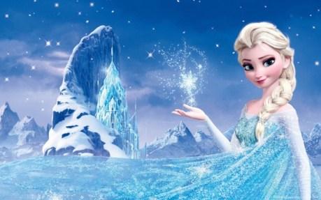 A Magical Frozen Christmas