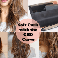 Create Soft Curls with the GHD Curve ♥