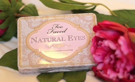 Too Faced Natural Eyes Palette Review