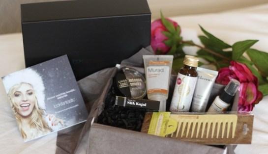 December's lookfantastic Beauty Box