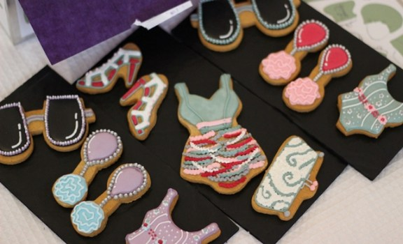 Biscuits for Fashionistas ♥