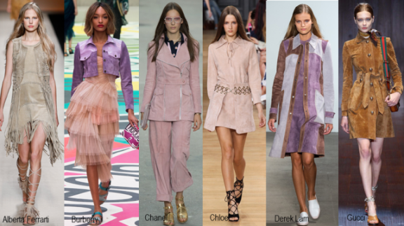 pring Summer Trend Round Up ♥