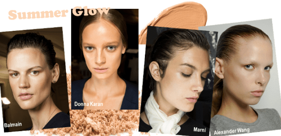 Spring Summer Beauty Trends 2015