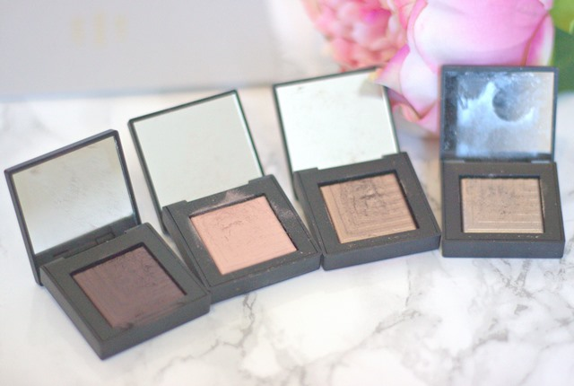 NARS Dual Intensity Eyeshadows Review ♥