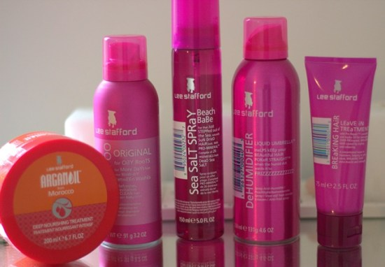 Lee Stafford Summer Hair Survival Kit Giveaway