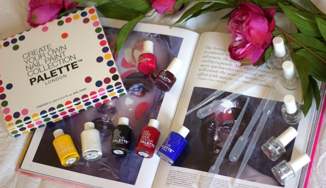 Bespoke Nails from Palette London ♥
