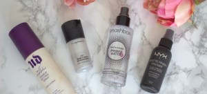 Get Party Ready with the Best Setting Sprays ♥