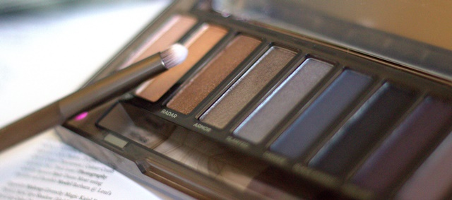 NAKED Smokey Palette Review ♥