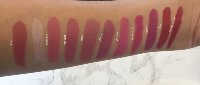 My NARS Lipstick Collection Video ♥
