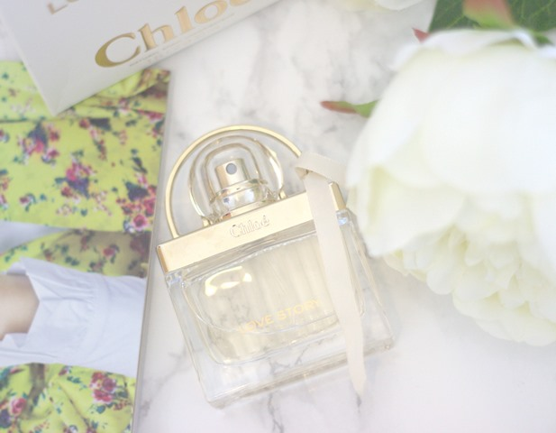 Share your Love Story for Spring ♥ Chloe