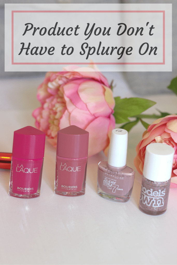 Products You Don't Need to Splurge on