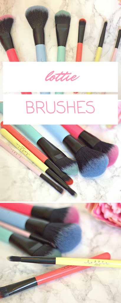 Lottie London Brushes ♥