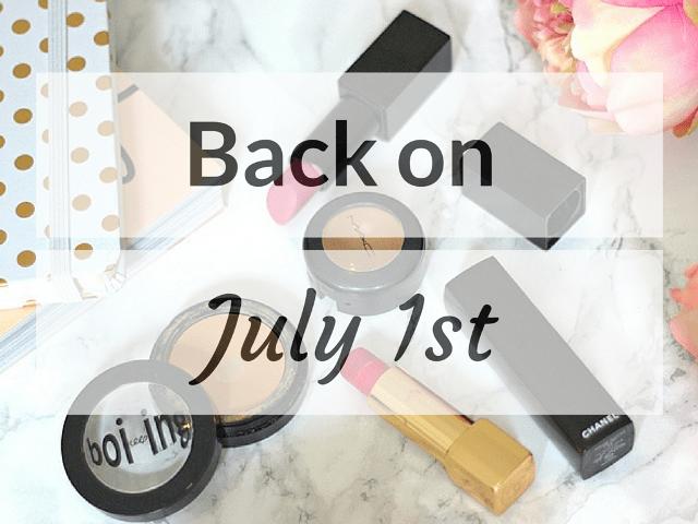 Back to Blogging!