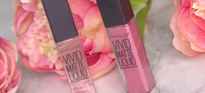Maybelline Vivid Matte Liquid Review ♥