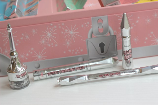 Got Me Some Benefit Brows