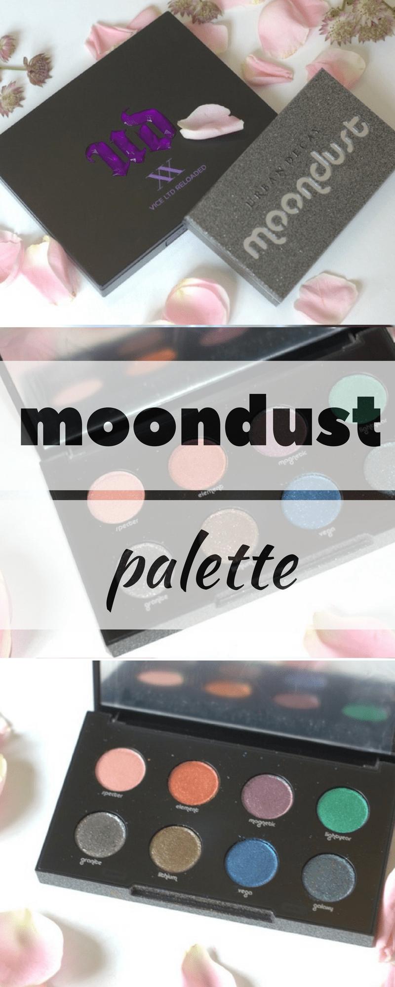 Urban Decay Moondust Palette ♥