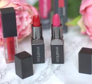 New Lipsticks from SMASHBOX ♥