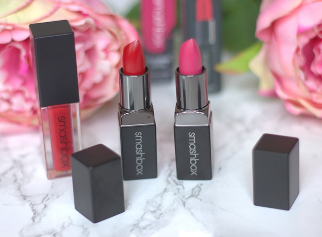 New Lipsticks from SMASHBOX ♥