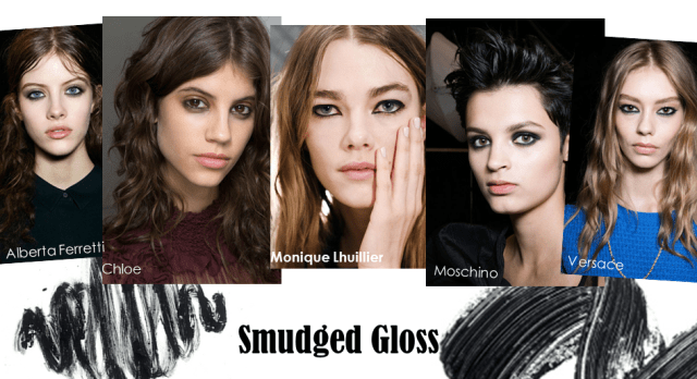 Autumn Winter Beauty Trends 2016