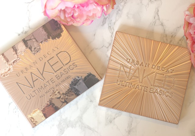 The Ultimate Naked Basics Palette