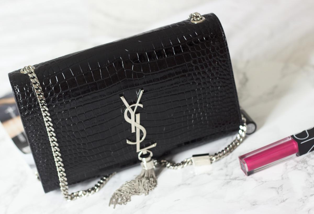 What's in my YSL handbag ♥