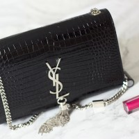What's in my YSL handbag ♥