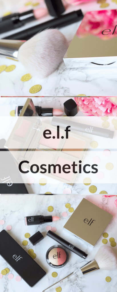 e.l.f Cosmetics in the UK