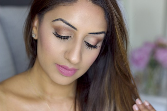 My Everyday Rose Gold Makeup Look ♥