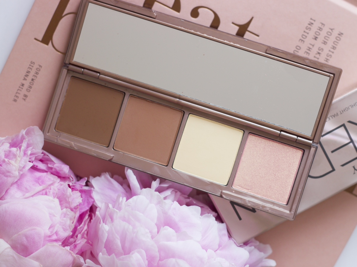 It's all in the Urban Decay Shape Shifter Palette ♥