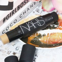 NARS Velvet Matte Foundation Stick Review ♥