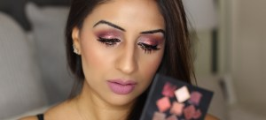 Huda Beauty Mauve Obsessions Tutorial ♥