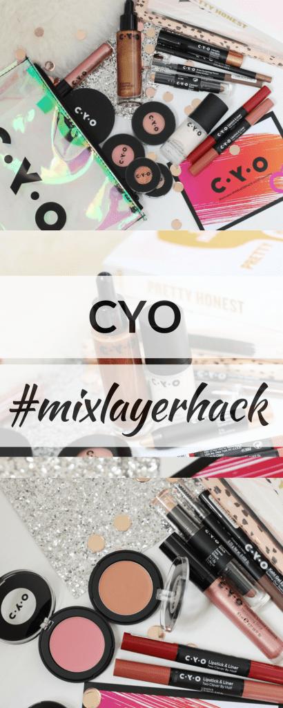 CYO cosmetics is here