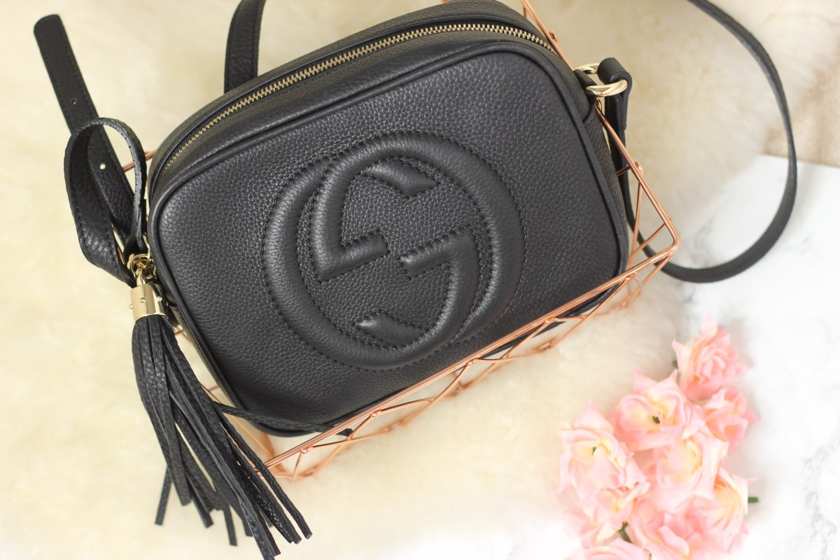 What's in my Gucci handbag ♥