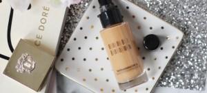 Bobbi Brown Skin Foundation Review ♥