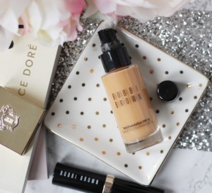 Bobbi Brown Skin Foundation Review ♥