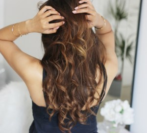 My Haircare Routine to hold Curls