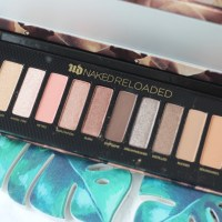 Urban Decay Naked Reloaded Palette Review and Demo ♥