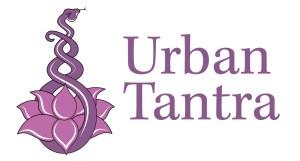 lotus flower with snake reads Urban Tantra