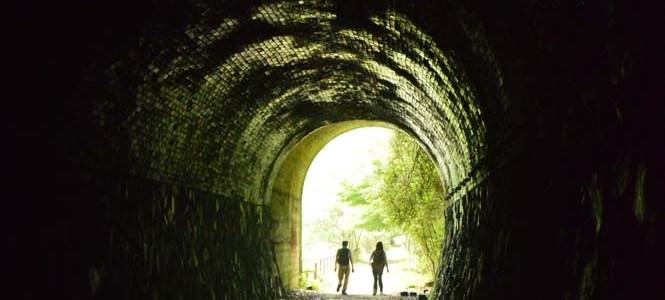 【ウォーキング】武庫川渓谷(SL廃線跡)