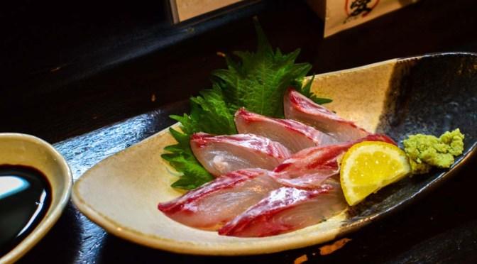 【立呑み】こしょう鯛 サイズも味も超級でした@立呑み愛和