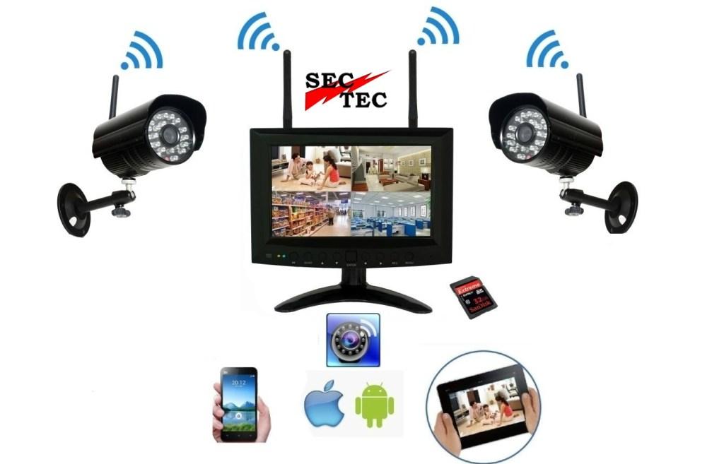 videosorveglianza wireless