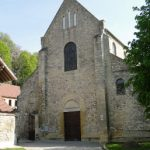Eglise st Michel à Juziers